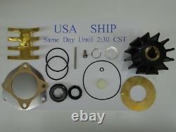 Kit De Réparation Mineur Remplace Sherwood 24057 Raw Sea Water Pump P17xx
