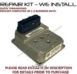 Kit De Réparation Pour 00-05 Chevrolet Monte Carlo Abs Module De Commande De Pompe Nous Installons
