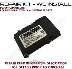 Kit De Réparation Pour 2007 2008 2009 Toyota Camry Abs Module De Commande De Pompe Nous Installons