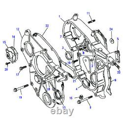 Land Rover Range Rover Classic 4.2l Et P38 Pompe À Huile Kit De Réparation Avec Seal Joint
