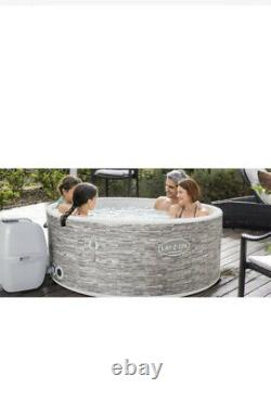 Lay Z Spa Vancouver Wifi Airjet Gonflable 5 Personnes Hot Tub Comme Helsinki Vegas