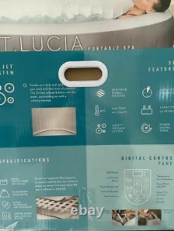 Lay-z-spa St Lucia Spa Gonflable Livraison Gratuite Brand New! 2021