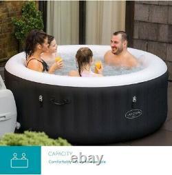 Lazy Spa Miami Airjet Lay Z Spa Hot Tub Nouveau Modèle 2021 Avec Freeze Shield Tech