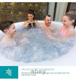 Lazy Spa Miami Lay Z Spa Hot Tub Nouveau Modèle 2021 Avec Freeze Shield Tech