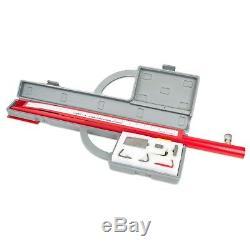 Le Système De Réparation Ferroviaire Saver, Kit D'accessoires, Ram, Case, Support Mural (sans Pompe)