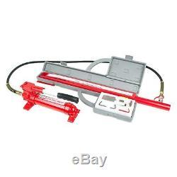 Le Système Ferroviaire Saver Réparation, Kit D'accessoires, Ram, Case, Support Mural (avec Pompe)