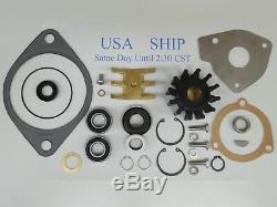 Major Kit De Réparation Convient Cummins Pompe 3912019 3907458 Sherwood 23977 M70 M71