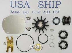 Major Kit De Réparation Pour Pompe Sherwood G907 G907p G910p Cam 18663 & Cover 24125