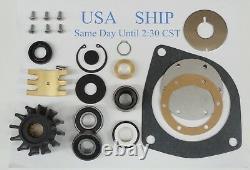 Major Repair Kit Jabsco Pompes 10950-2401 10950-2601 Ford Lehman # 2c48 120 Turbo