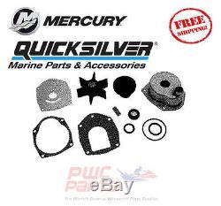 Mercury Optimax 3.0l Dfi Outboard 200-300 Efi Pompe À Eau Kit De Réparation 817275a5 Oem