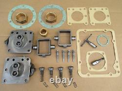 Nouveau Tracteur Ford 2n 8n 9n Kit De Réparation De Pompe Hydraulique Avec Rh & Lh Valve Chambers