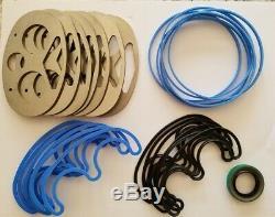 Nouvelle Pompe Hydraulique Réparation / Kit De Joints Pour Allis Chalmers 170 175 180 185