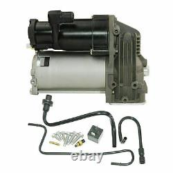 Pour Land Range Rover Sport Lr3 Lr4 Nouveau Kit De Réparation De Compresseur De Suspension D'air
