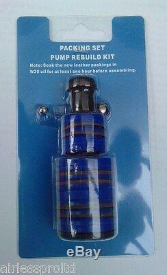 Q-tech Po19, Po21, Po25 Pompe D'emballage Kit De Réparation