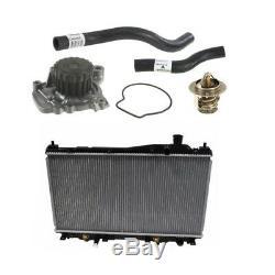 Réparation De Refroidissement Kit Radiateur Tuyaux Pompe À Eau Convient Honda CIVIC 1.7l Sohc 01-05