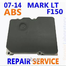Service De Réparation 2007- 2014 Ford F150 Lincoln Mark Lt Abs Pompe Module De Contrôle
