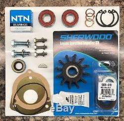 Sherwood Major Kit De Réparation 23977 M70 M71 Cummins Raw Pompe 3912019 3907458 10514