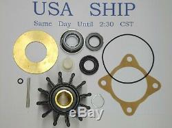 Sherwood Sea Raw Pompe À Eau Impulseur Minor Kit De Réparation 23972 P1712 P1727 P1730