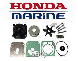 Véritable Honda 115 / 130ch (bf115a / Bf130a) À L'extérieur De L'eau Impulseur Pompe Kit De Réparation