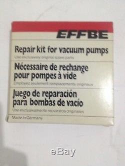 Véritable Réparation De La Pompe À Vide Mercedes Kit 240d 300d 300sd 300cd W123 W126 Effbe