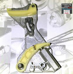 Vw Passat 2.0 Tdi Oil Pump Chain Tensioner Crank Sprocket Blb Bkp Moteurs