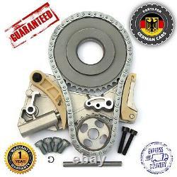 Vw Passat Audi A4 A6 2.0 Tdi Balance Shaft Chain & Sprocket Kit De Réparation