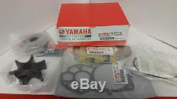 Yamaha Vf200 Vf225 Vf250 Sho Pompe À Eau Kit De Réparation 6cb-w0078-00-00 Samedayship