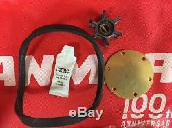 Yanmar Oem K28377-42500 Sea Pompe À Eau Kit De Réparation 2gm20f-yeu 3gm30f-ye